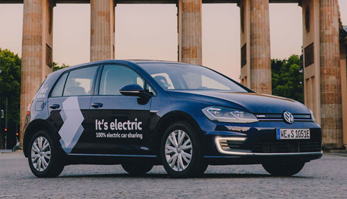 e-golf-carsharing