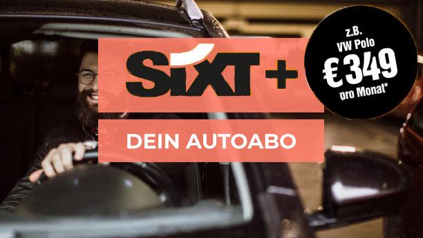 Sixt Plus